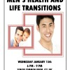 Jan 15 2014 - Mens Health and Life Transitions